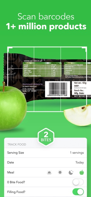 I Track Bites >> Itrackbites Track Weight Loss On The App Store
