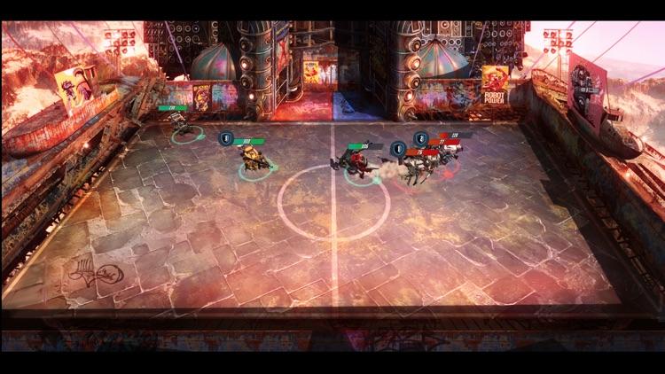 메카니발 screenshot-1
