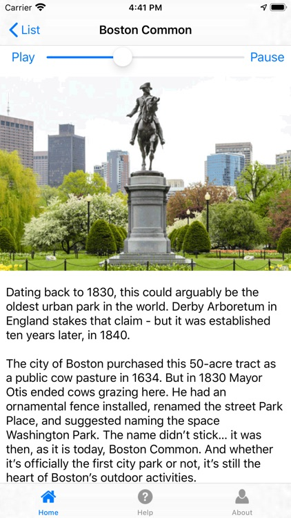 Historic Boston screenshot-4