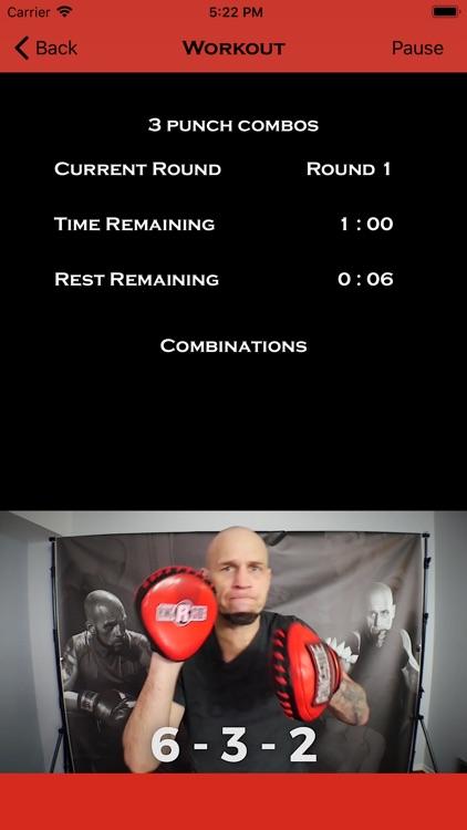 Precision Boxing Coach Pro screenshot-5