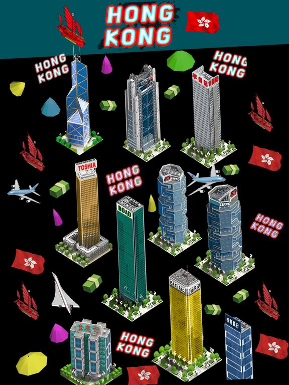 Hong Kong City screenshot 2