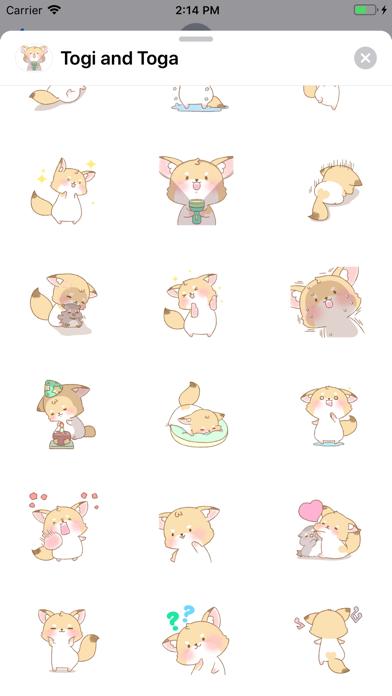 Togi and Toga screenshot 2