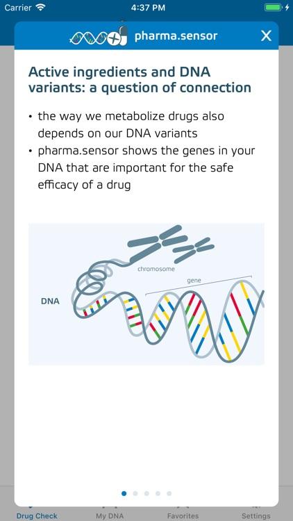 pharma sensor by bio logis Genetic Information Management GmbH