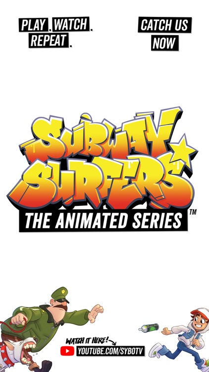 Subway Surfers Sticker Pack screenshot-3