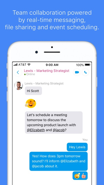 Zoho Cliq - Team Communication screenshot-4
