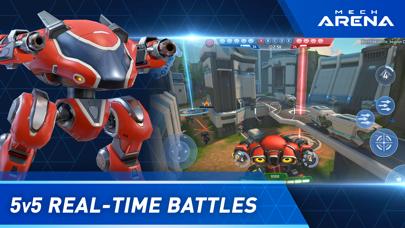 Mech Arena: Robot Showdown screenshot 2