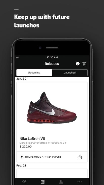 Foot Locker: The latest kicks screenshot-3