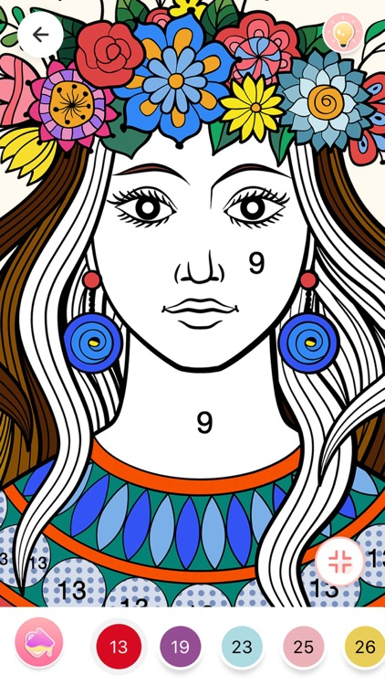 Fun Coloring - Color By Number screenshot-3