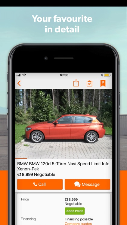 mobile.de - car market screenshot-3