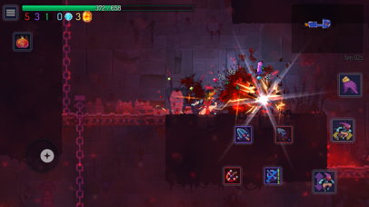Screenshot from Dead Cells
