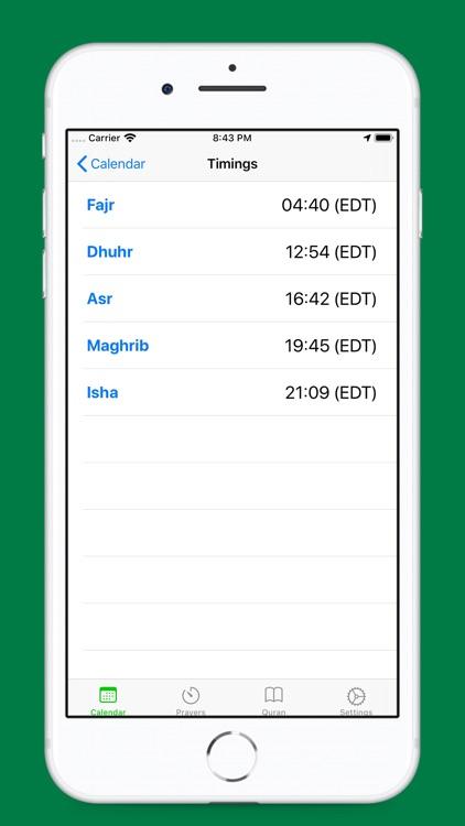Ramadan Times 2022 screenshot-4