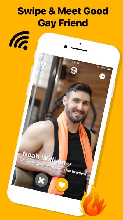 GayChat Live Video Dating -G2G