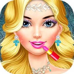 Princess Makeup Salon Girl