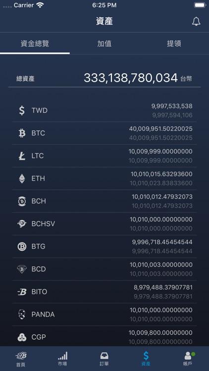 BitoPro Crypto Exchange screenshot-5