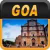 Goa Offline Map Travel Guide