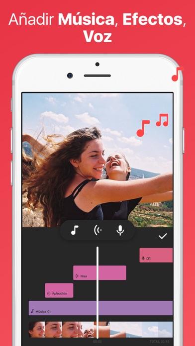 Screenshot for InShot - Editor de vídeo in Mexico App Store