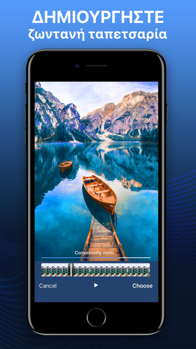 Screenshot for Ήχοι κλήσης και Ταπετσαρίες in Greece App Store