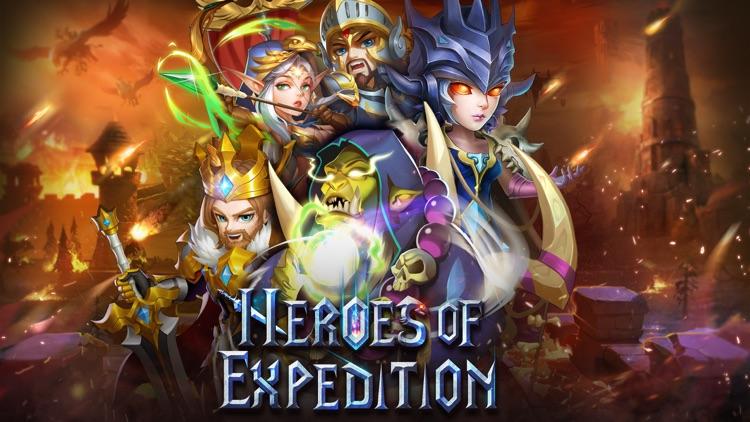 Heroes Of Expedition-NA screenshot-0
