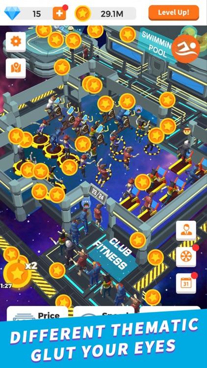 Idle Gym - Fitness Simulation screenshot-4