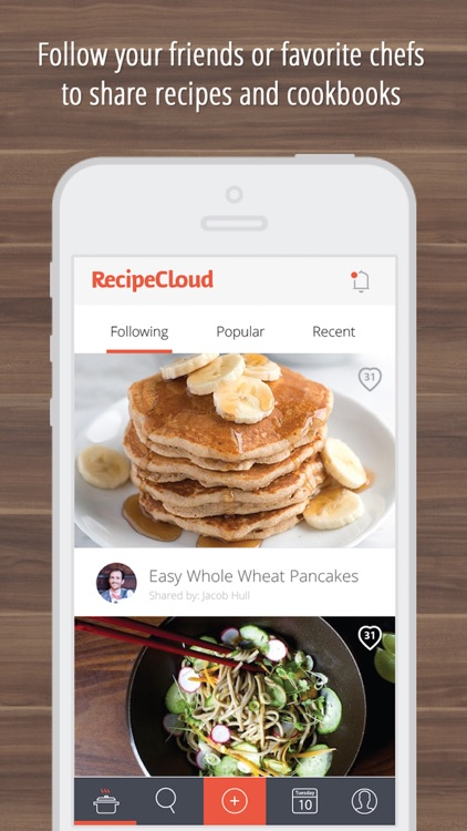 RecipeCloud screenshot-3