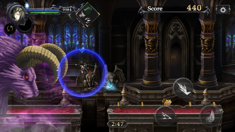 Castlevania Grimoire of Souls screenshot-6