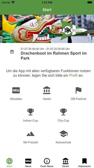 DJK Ruhrwacht e.V.Screenshot von 2