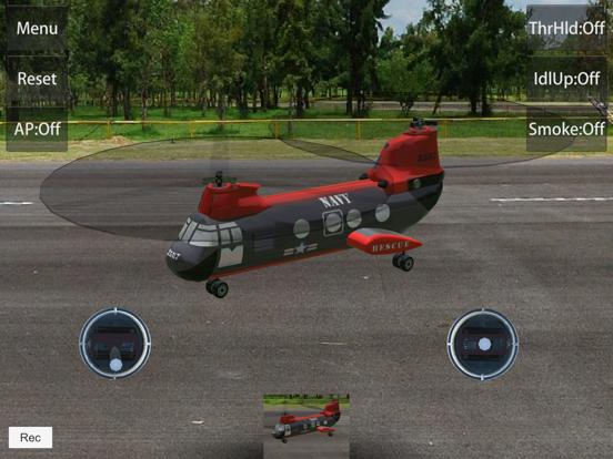 Absolute RC Heli Simulatorのおすすめ画像3