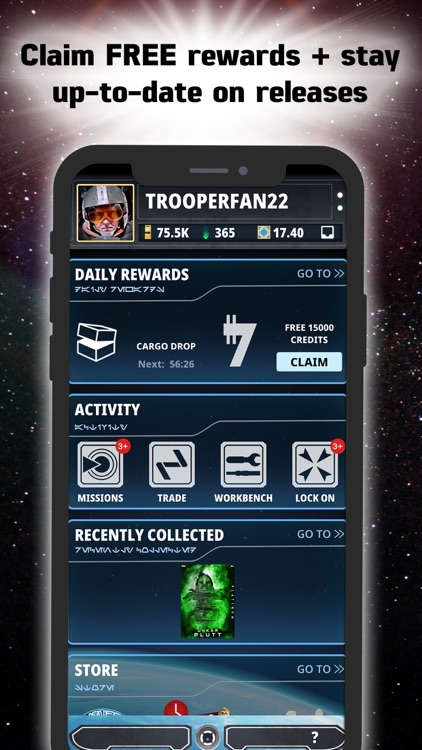 Star Wars Card Trader by Topps screenshot-8