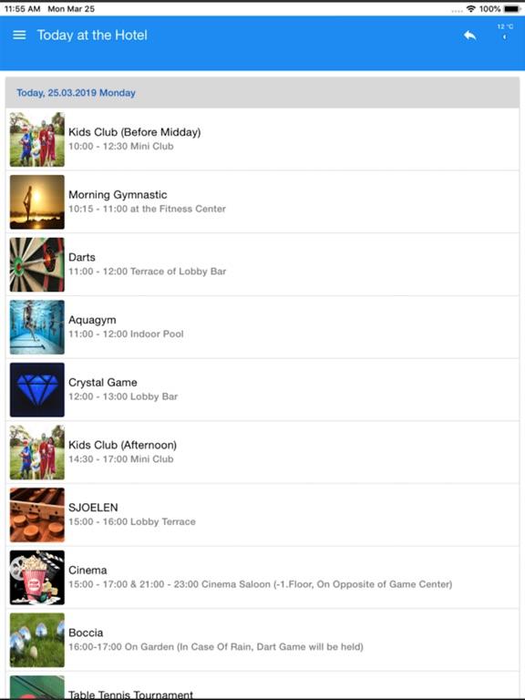 Crystal App screenshot #1