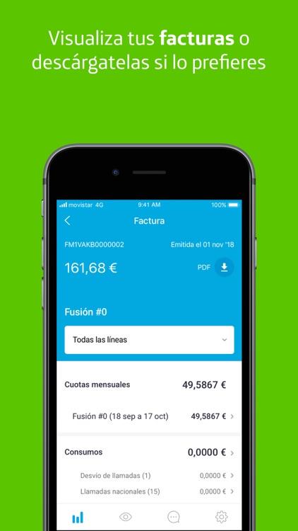 Mi Movistar Next screenshot-3