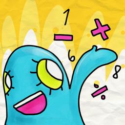 Ícone do app MathxCreature:Math Puzzle Game