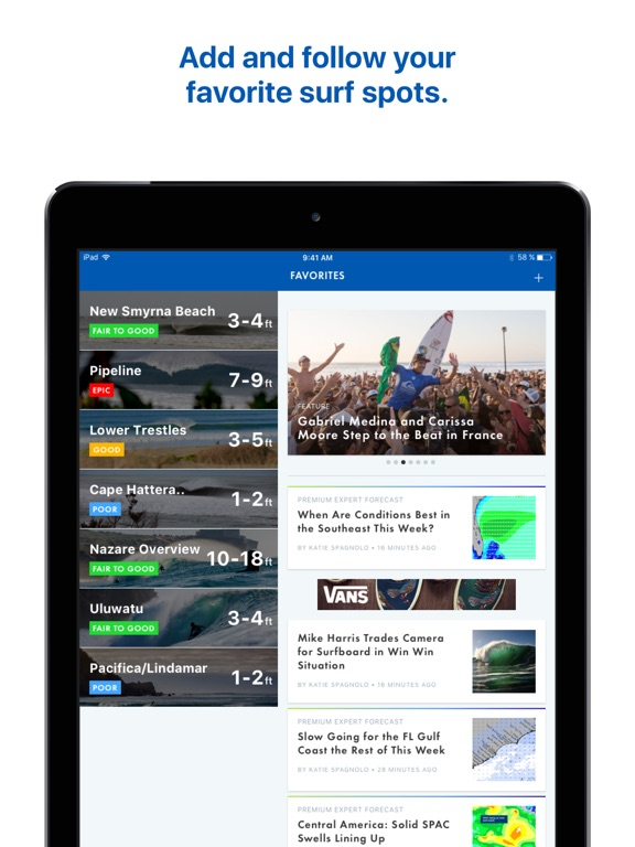 Surfline   App Price Drops