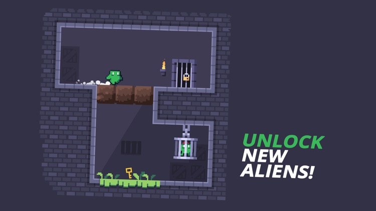 Alien Escape: The Rotateout screenshot-3