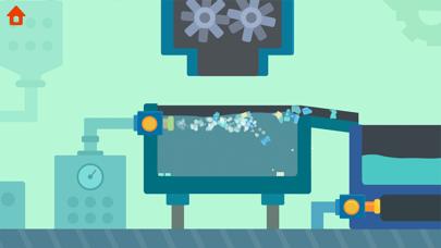 恐竜ゴミ収集車 - キッズ向けゴミ収集車ゲームのおすすめ画像3
