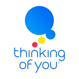 Thinking of You: think & give