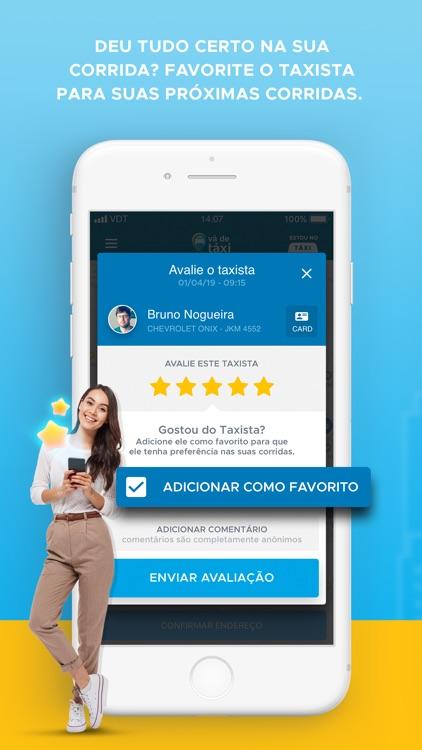 Vá de Táxi - O seu app de táxi screenshot-6