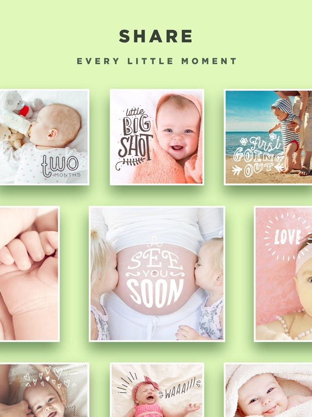 for itunes book story baby+free
