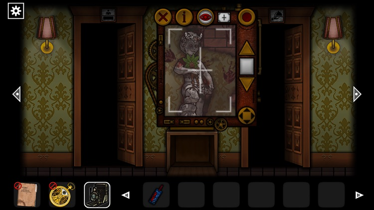 F.H. Disillusion: The Library screenshot-4