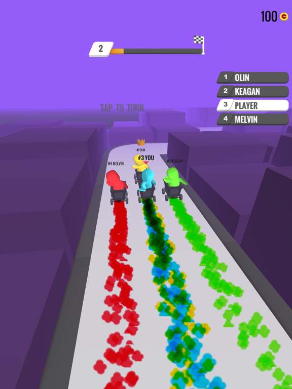 Bullets Racing screenshot 2