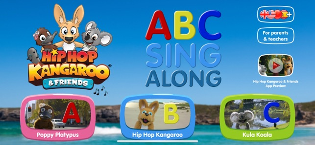 ‎ABC Sing Along Screenshot