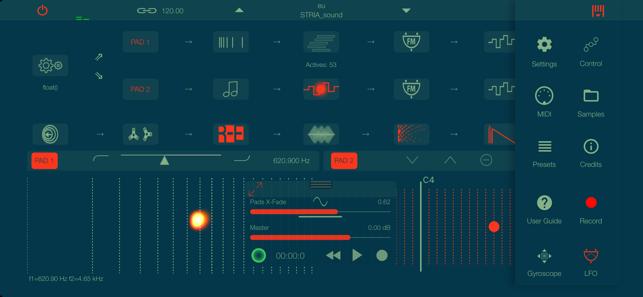 Stria Screenshot