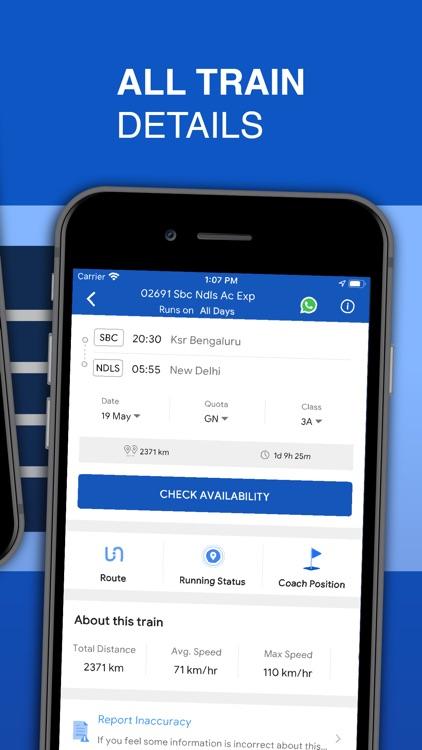 IRCTC Train Booking - ixigo screenshot-6