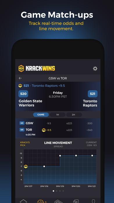 KrackWins Screenshot