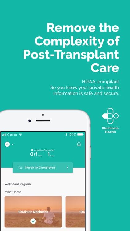 Transplant Coach - Illuminate