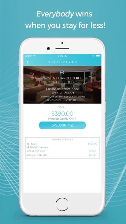 WinqBid - Amazing Hotel Deals screenshot-3