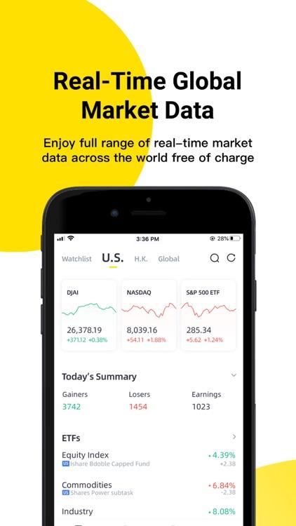 TradeUP: Trade Stocks & Option