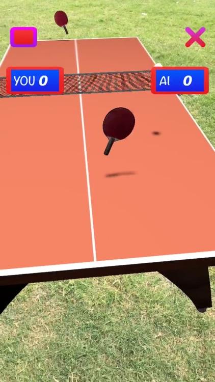 Table Tennis AR screenshot-5