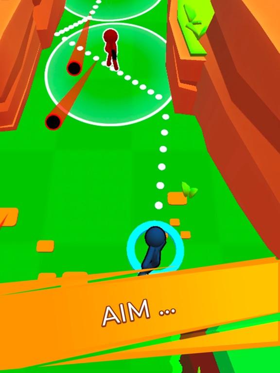 Stickman Dash! screenshot 8