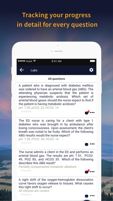 NCLEX® RN & NCLEX® PN Test Pro by Hung Nguyen (iOS, United States