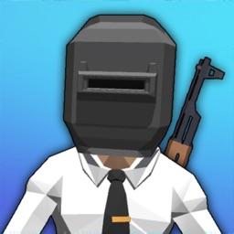Battle royale - online shooter